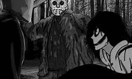 Who would win in a fight Jason , Slender man or Jeff the killer