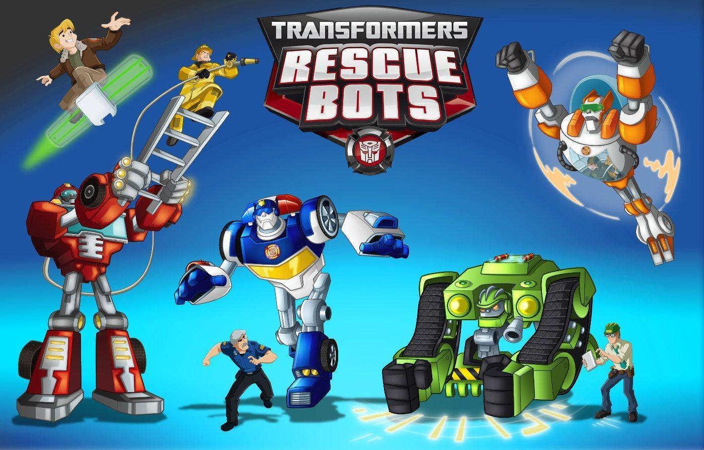 Who do you think are the best partners on Rescue Bots?