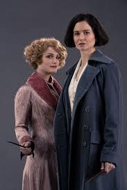 Tina vs Queenie Goldstein (Fantastic Beasts and Where to Find Them)