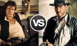 Han Solo or Indiana Jones?