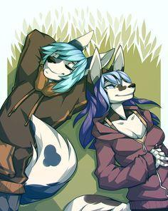 Which furry couple? (1)