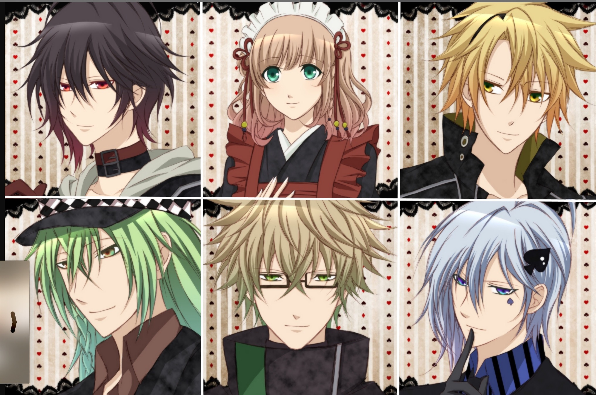 Your Favorite Amnesia Character?