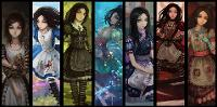Which outfit from American Mcgee's Alice do you like more? (Default set)