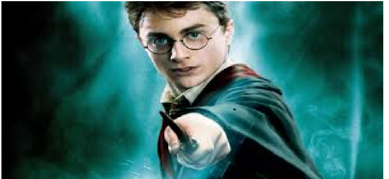 Do you like harry potter the character?