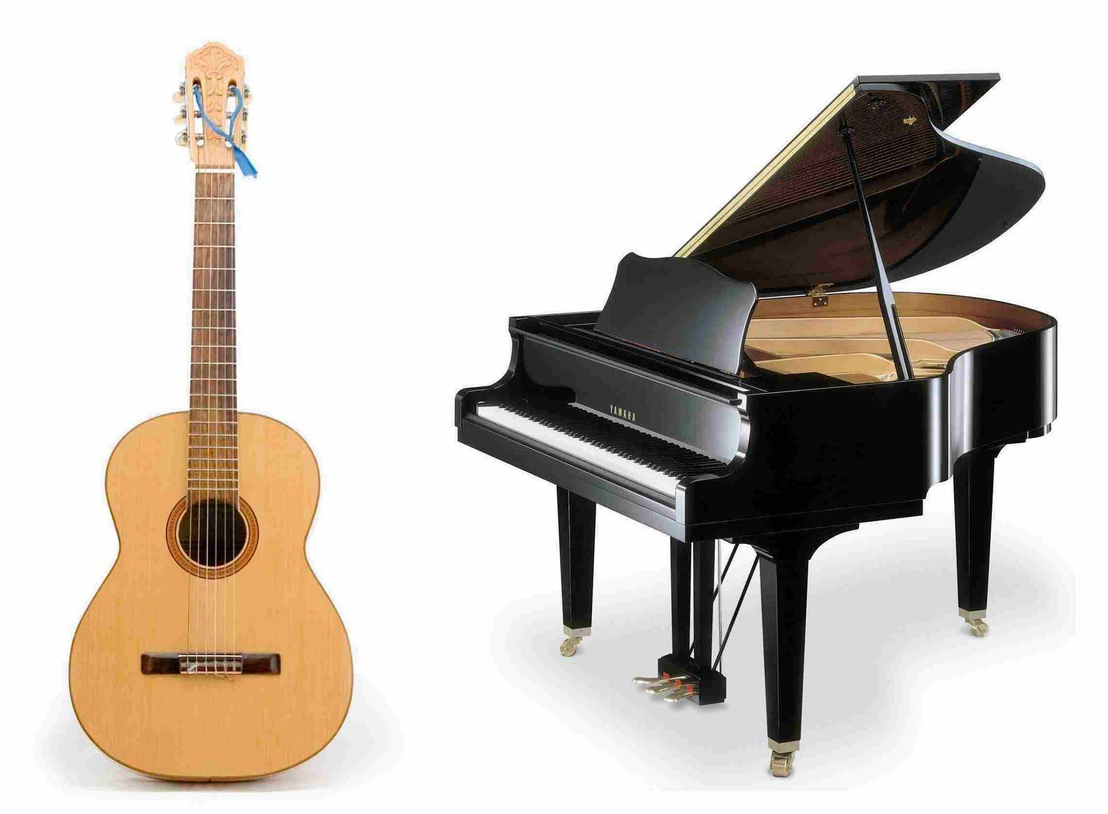Guitar or Piano