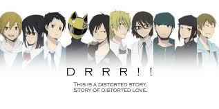 who is your favorite durarara character?