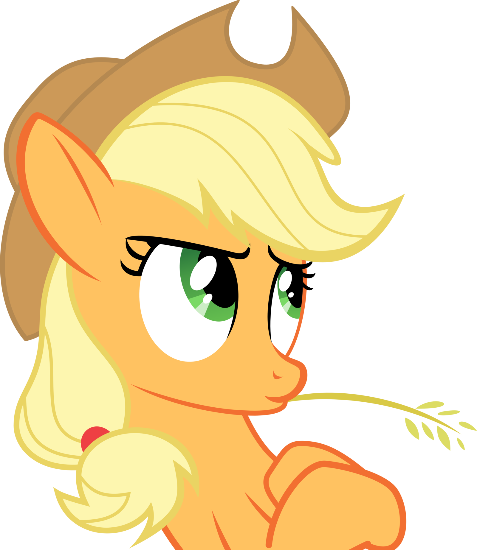 Applejack - Which zodiac type do you think she is? *Character analysis only please*