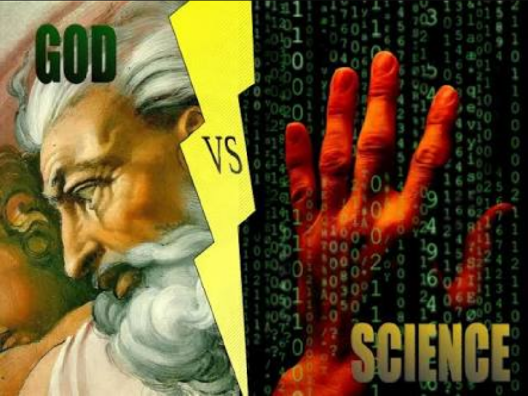Do you side with God or Science?