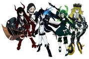Who is your favorite Black Rock Shooter?