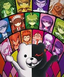 Who else loves Danganronpa?