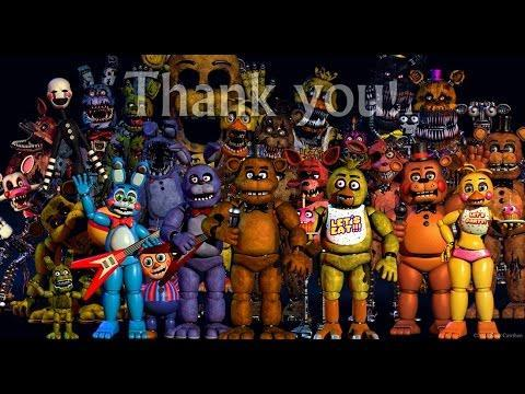 who's your fav fnaf animatronic