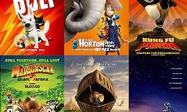 Which animated movie do you like best?