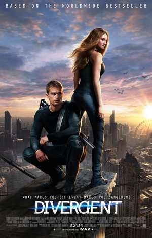 Did you like the movie Divergent?