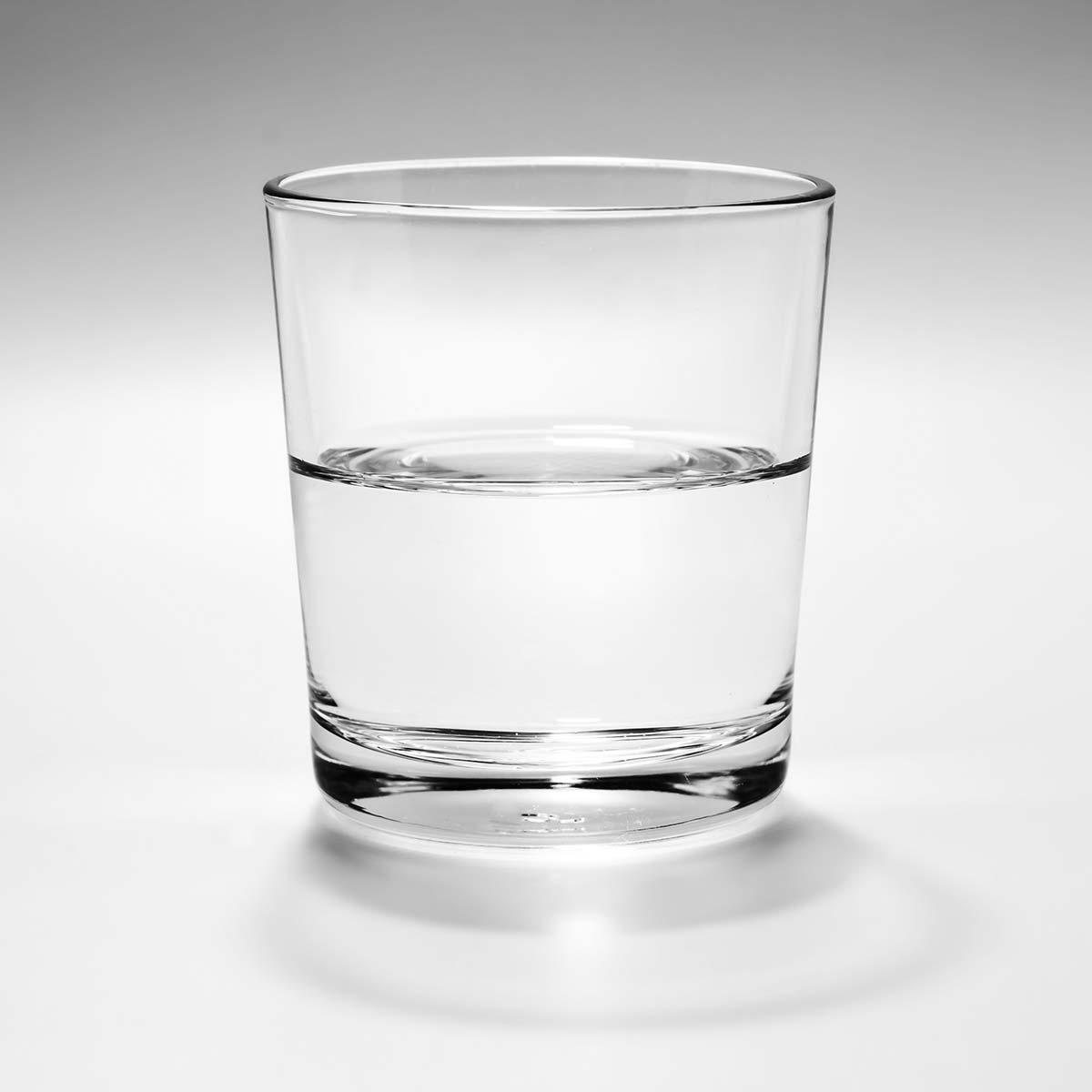 Is It Half Full, Half Empty or Full