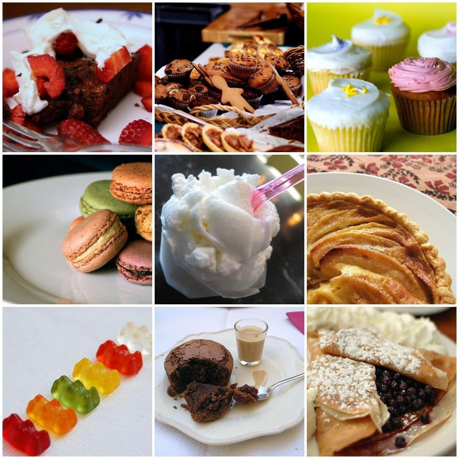 Which dessert do you like the most?