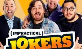 What's Your Favorite Impractical Jokers Punishment?