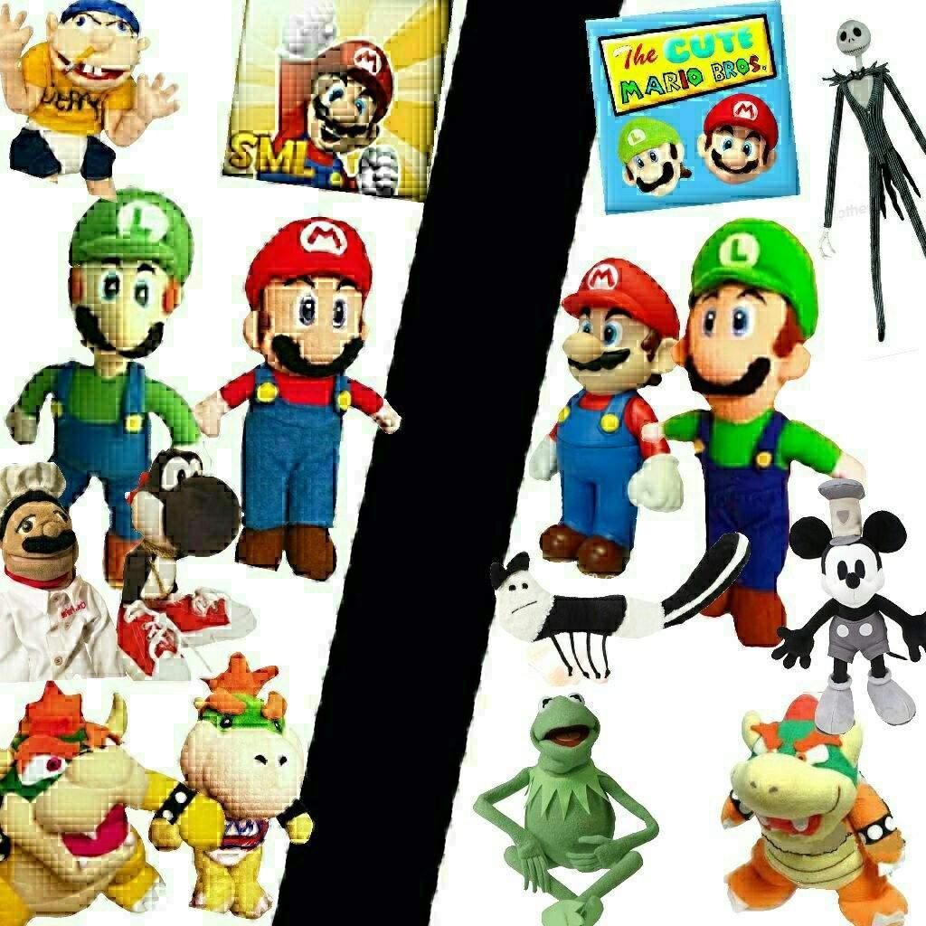 SML or Cute Mario Bros?