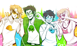 Who is your favorite Homestuck Alpha kid