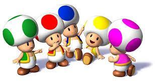 Who is your Favorite Toad?