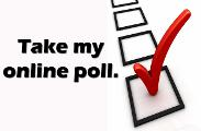 Do you vote on your own polls?