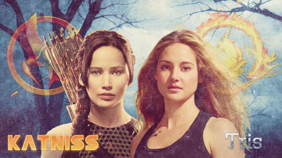 Divergent or Hunger Games? (1)
