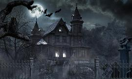 Would you like to explore a haunted house?