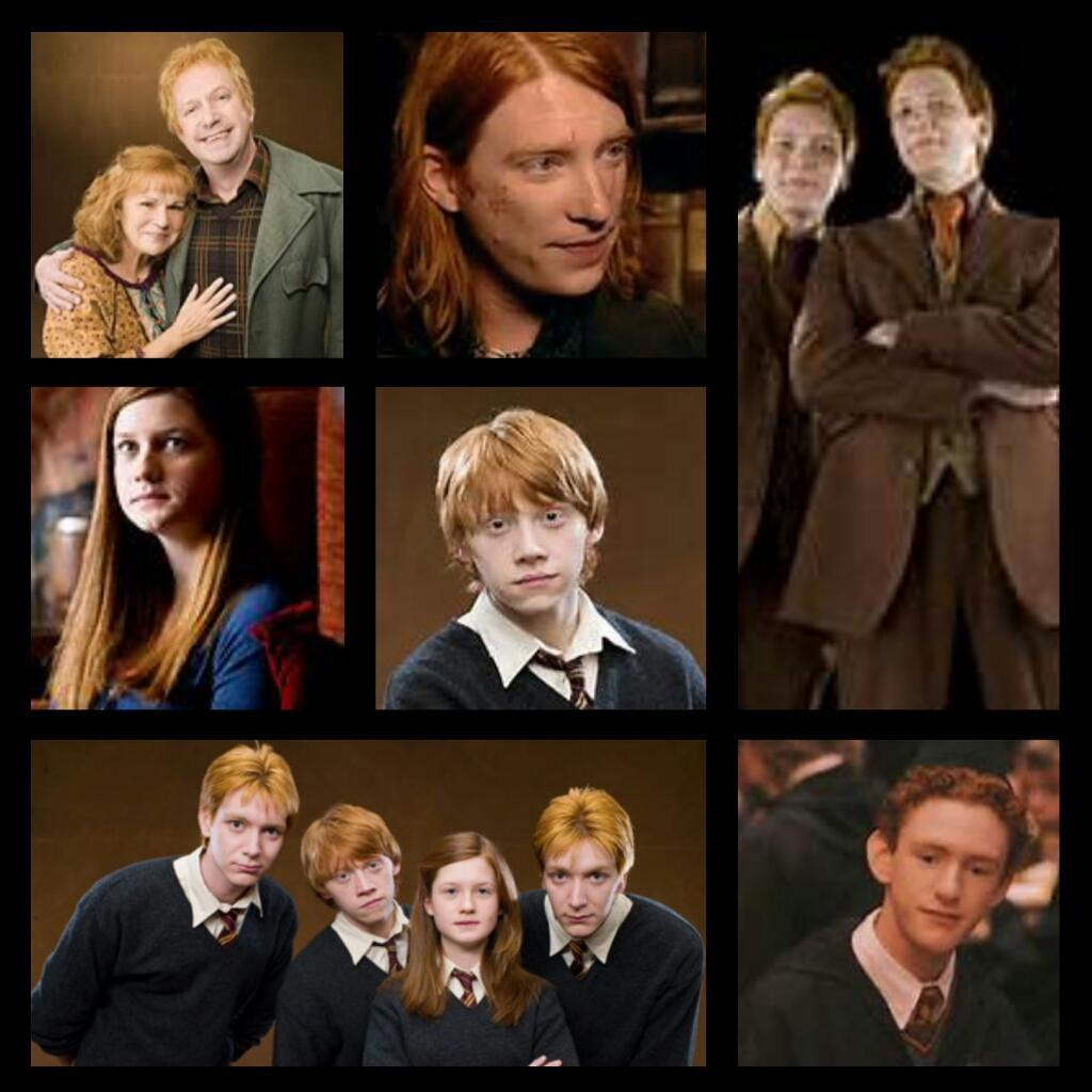 Which Weasley is your favorite?