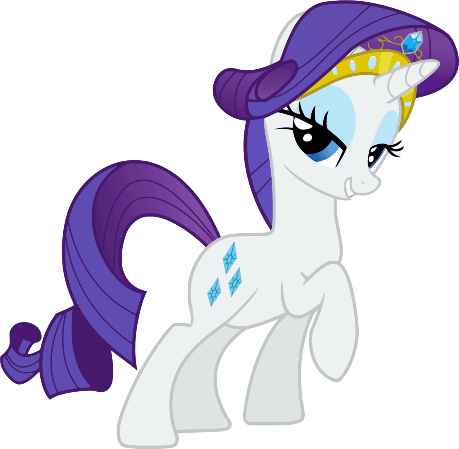 Rarity - Which zodiac type do you think she is? *Character analysis only please*