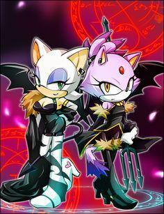 who is better: blaze or rouge?