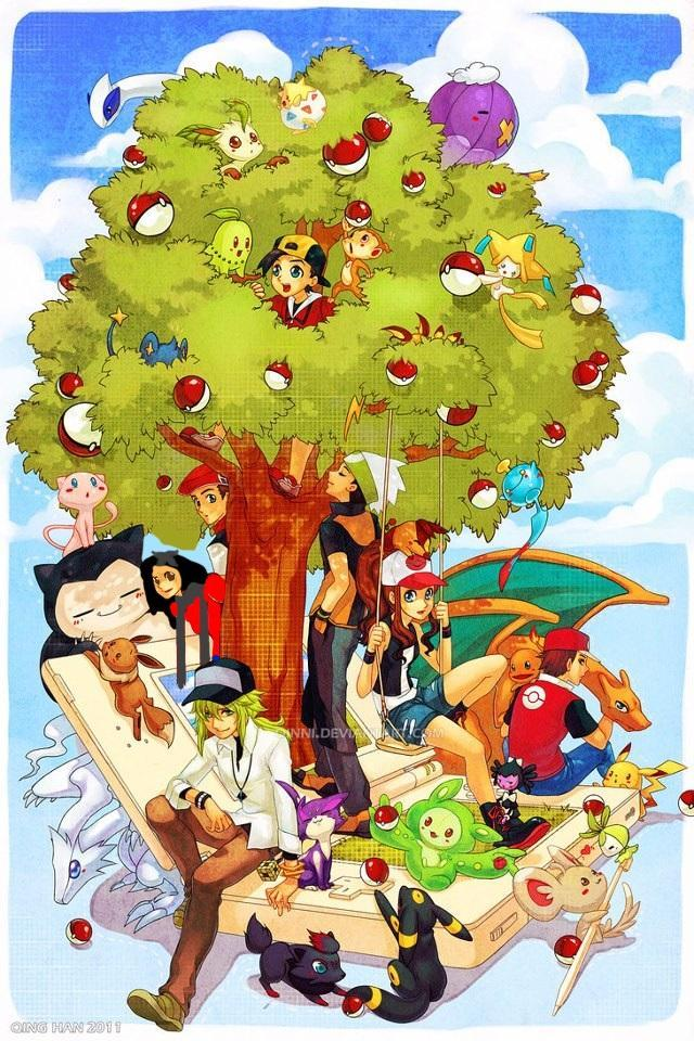 Which pokemon generation did you start out in?