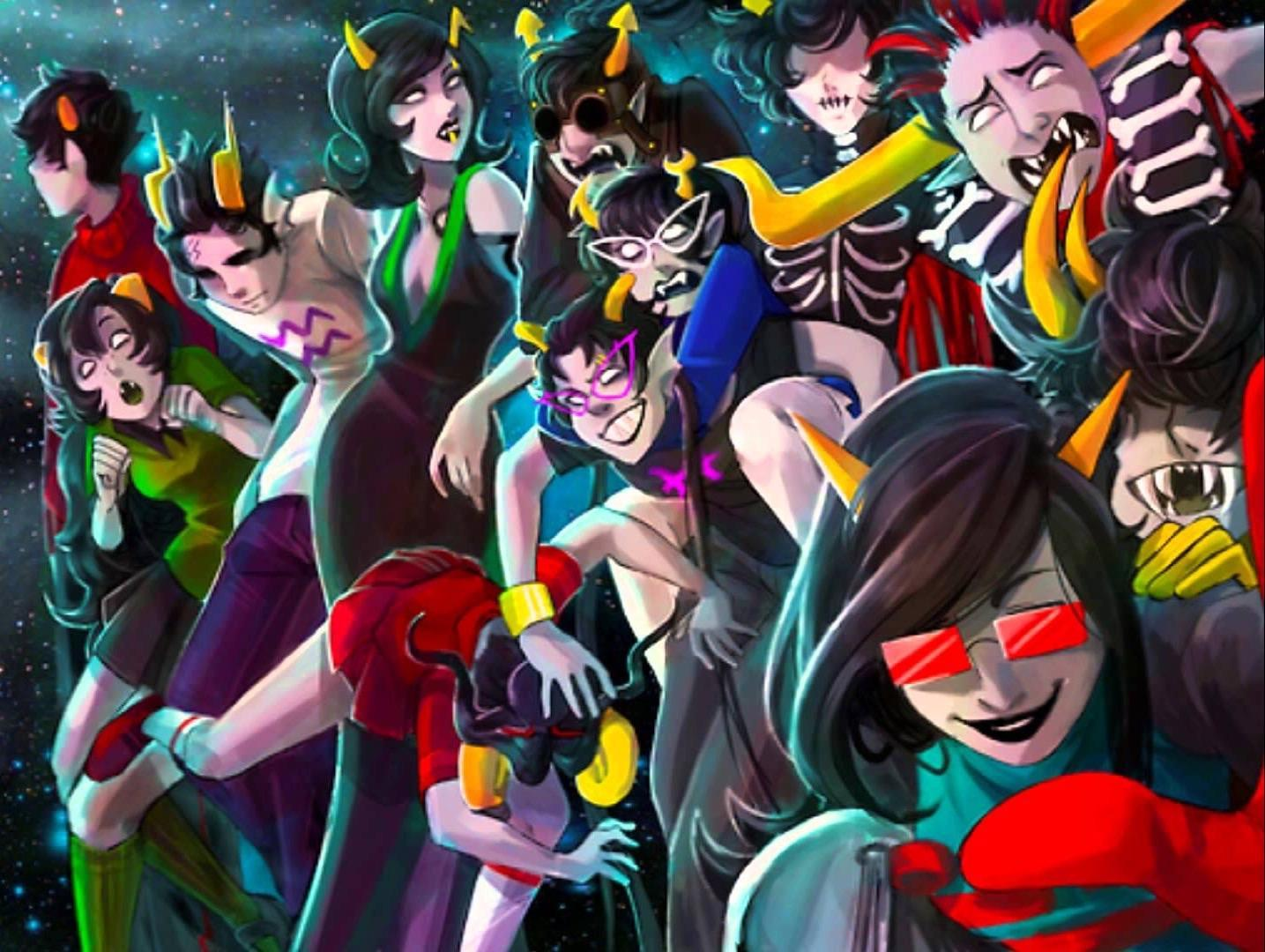Who is your favorite homestuck troll? (1)