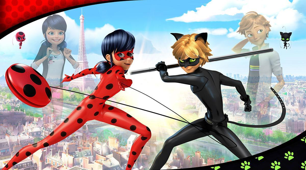 Do you like The Tales of Ladybug and Cat Noir?