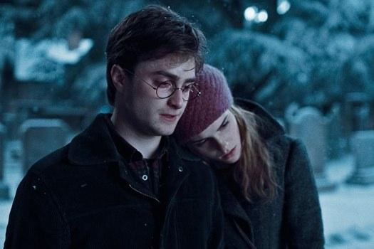 Should Harry and Hermione be together?