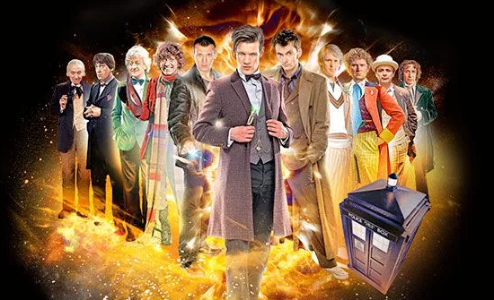 Which doctor from Doctor Who series is the best?