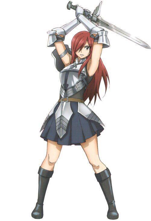 Fairy Tail Erza: Favorite Empress Armor