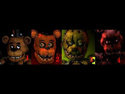 Which FNAF do you think is better?