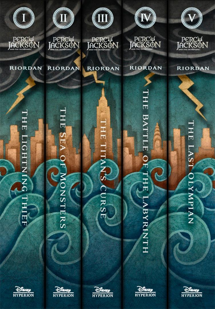 Which Percy Jackson book is the best?