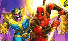 "Can Deadpool die in the ""snap"" or will his healing factor still save him?"