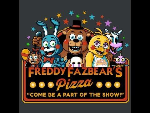 Would you take the job a Freddy Fazbear's Pizza?