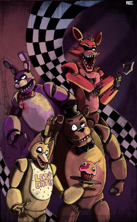 Which is your favorite FNAF 1 song out of these?
