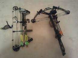 Bows Or Crossbows?