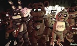 What your fav FnaF 1 pic on them?