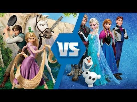 Frozen or Tangled