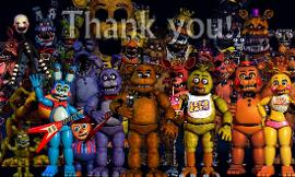 Who is your favorite FNAF nightguard or character out of the following?