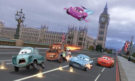 Did you enjoy the movie Cars 2?