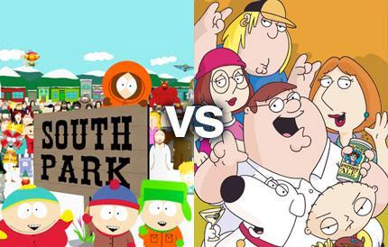 South park or family guy?
