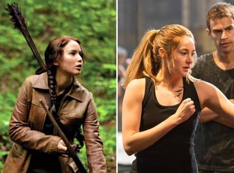 Divergent or Hunger games (1)