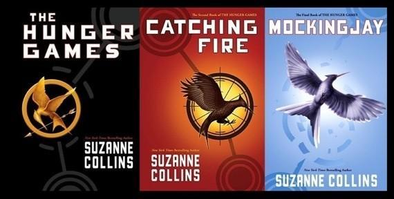 Hunger Games, Catching Fire, or Mockingjay? (books)