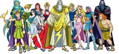 which of the twelve Olympian gods is your favorites?