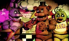 Which is your favorite Five Nights at Freddy's character?
